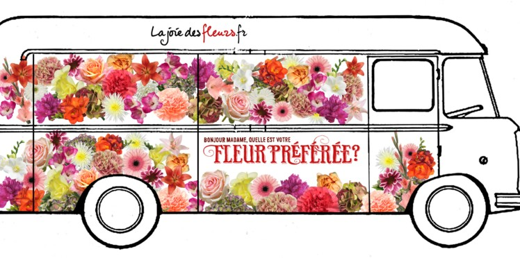 Gagnez un magnifique bouquet de fleurs