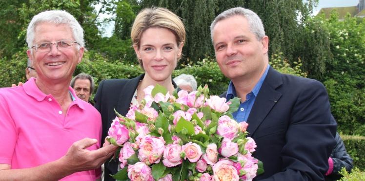 Julie Andrieu a une rose à son nom