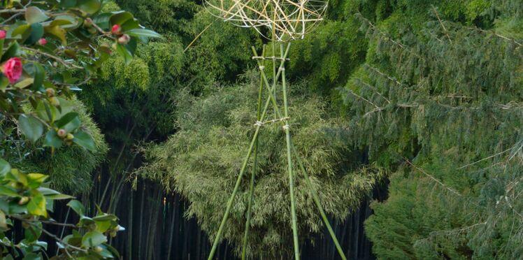 L'exposition Art & Nature à la bambouseraie d'Anduze