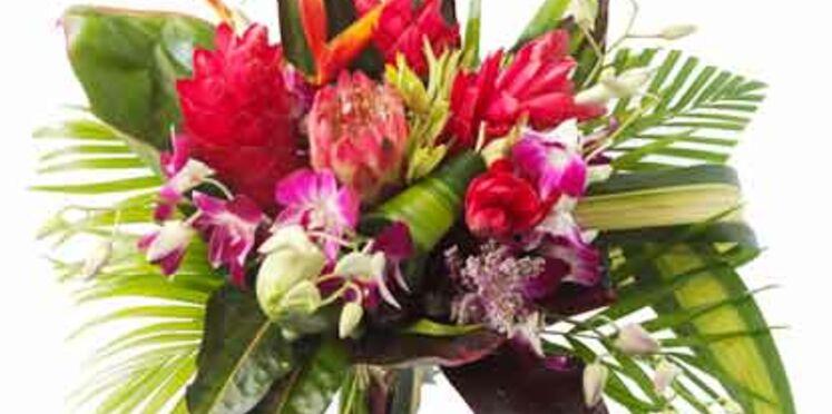 M6 Boutique devient fleuriste pour la fête des mères