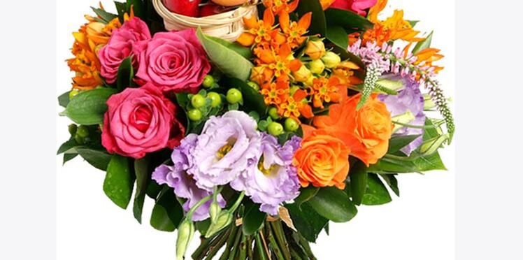Offrez un bouquet gourmand !
