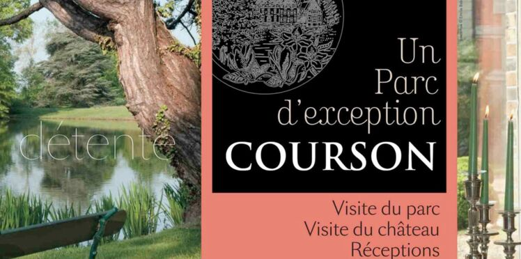 Ouverture du Domaine de Courson