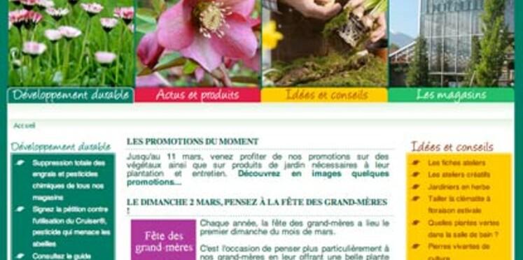 Botanic lance un nouveau concept de magasin Bio