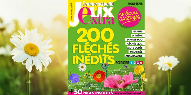 Un nouveau magazine de jeux dédié au jardin