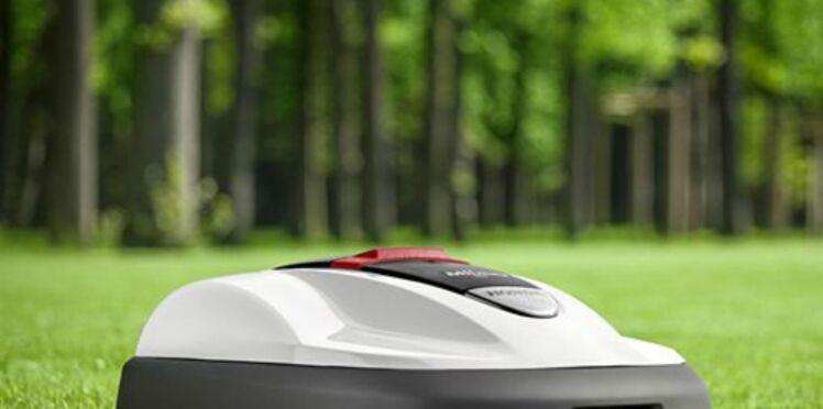Une tondeuse autonome pour Honda