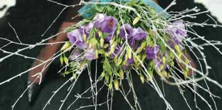 Bouquets : les tendances de l'hiver