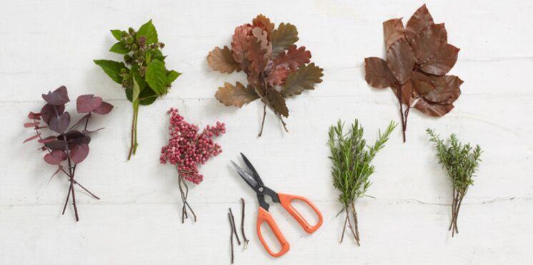 Compositions florales d'automne-hiver : 7 tutos faciles à faire