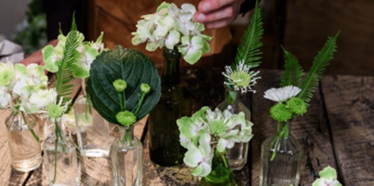 Hortensia Nos Conseils Pour Bien Conserver Vos Bouquets Femme