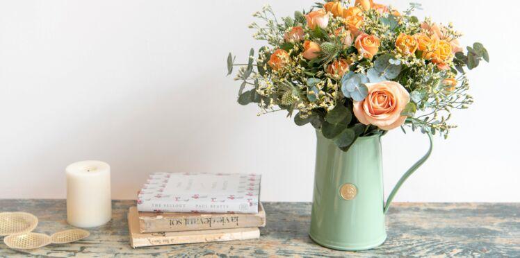 Fête des mères : nos bouquets de fleurs coups de coeur à offrir
