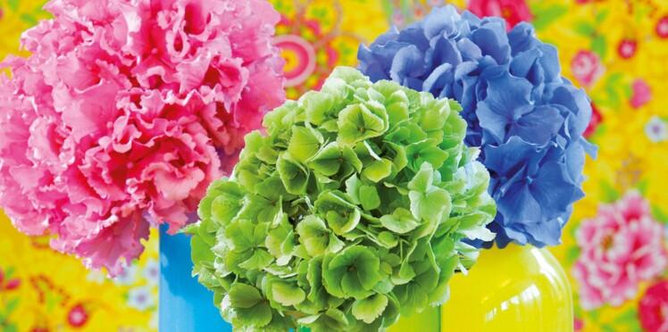 L'hortensia : 15 idées de bouquets