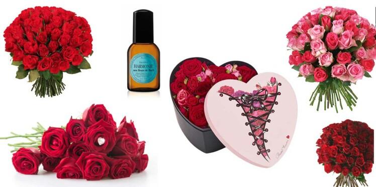 """Saint-Valentin : nos plus beaux bouquets pour dire """"Je t'aime"""""""