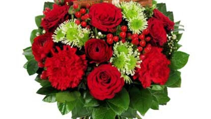 Saint-Valentin : les bouquets privilégiés