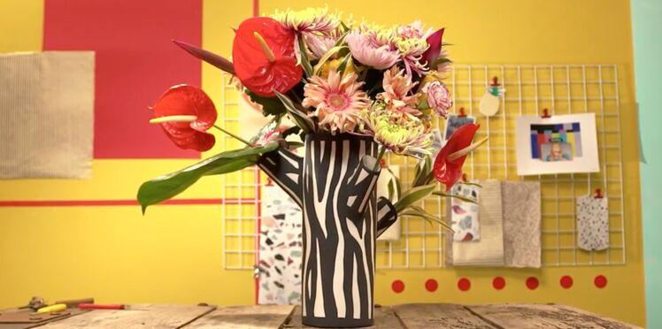 Vidéo : comment faire un élégant bouquet avec des chrysanthèmes