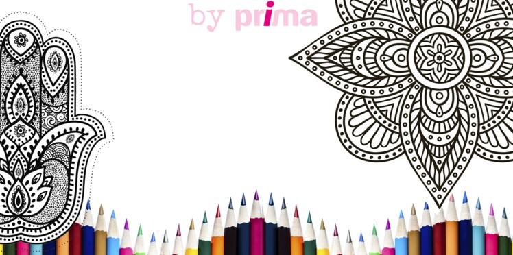 Coloriages et mandalas d'inspiration Orient