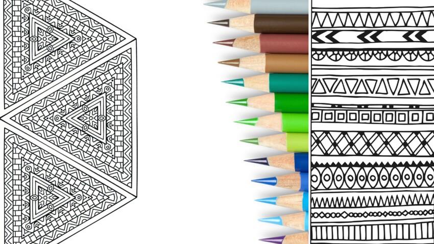 Nos coloriages indiens et aztèques à imprimer pour s'occuper à la maison