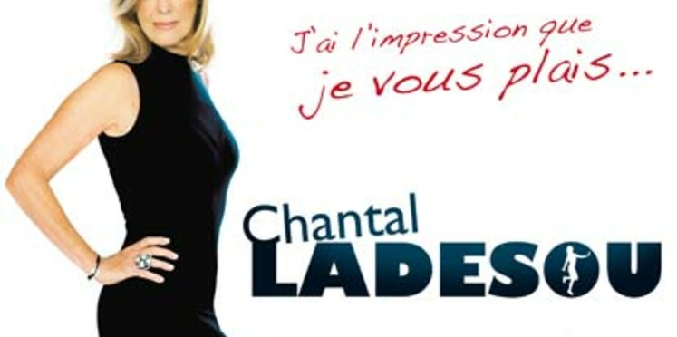 Chantal Landesou a l'impression qu'elle nous plaît...