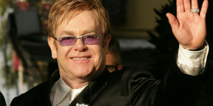 Elton John annule sa tournée européenne
