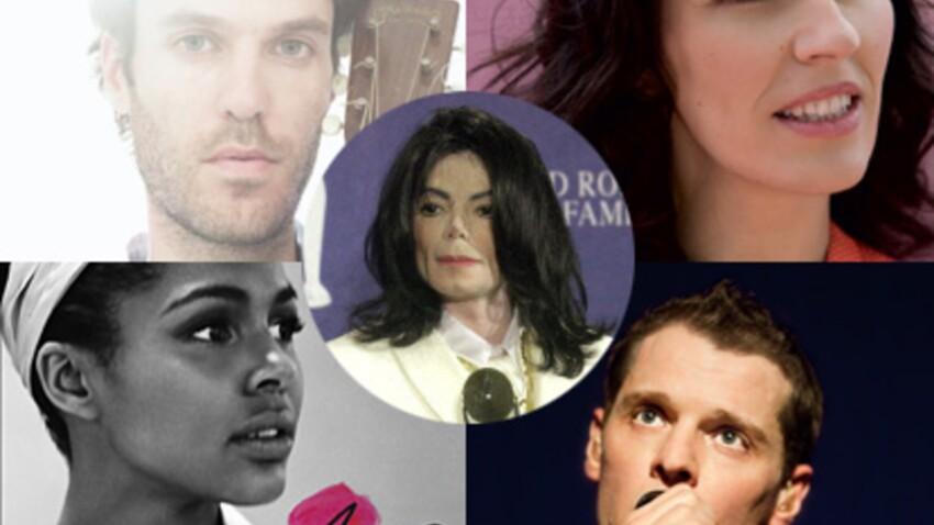 Michael Jackson : les chanteurs lui rendent hommage
