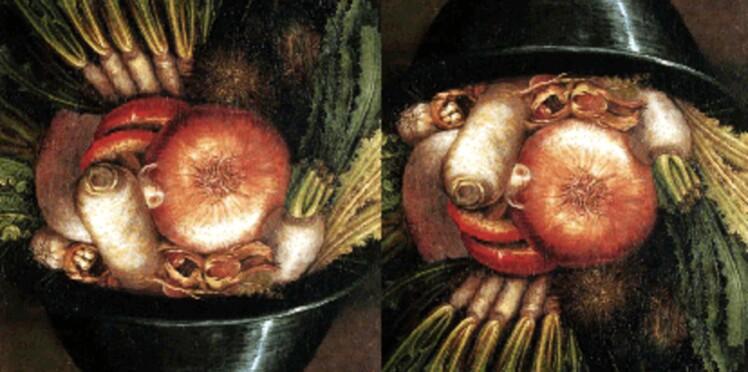 Arcimboldo et ses trognes légumières