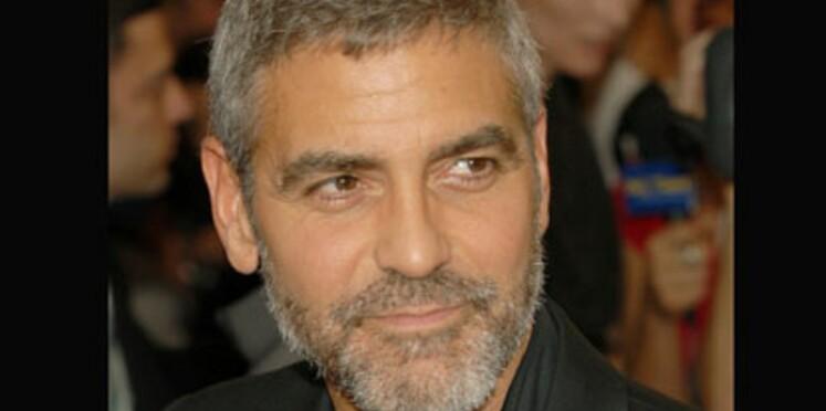 La côte de George Clooney...
