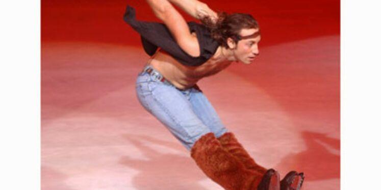 Candeloro raccroche ses patins