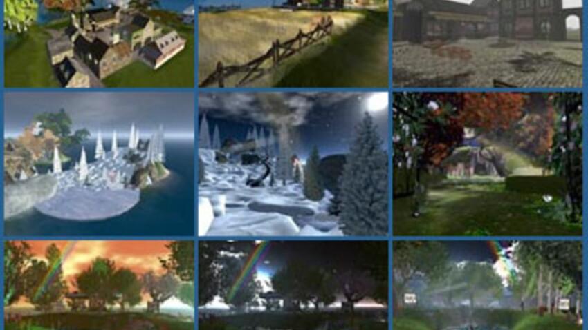 Le Téléthon sur Second Life