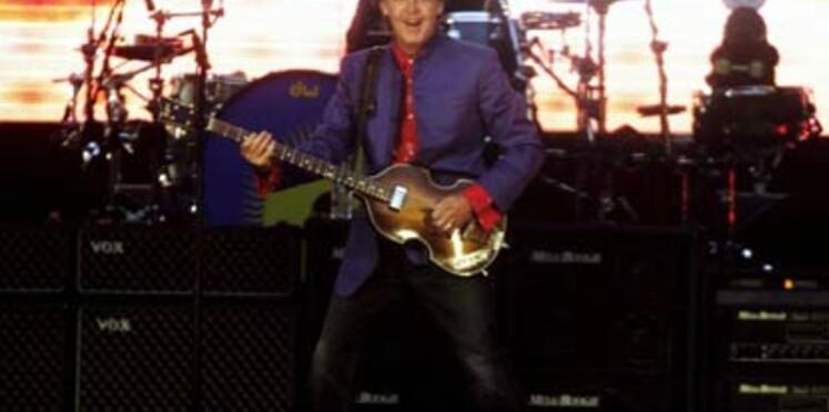 Paul McCartney sur tous les fronts