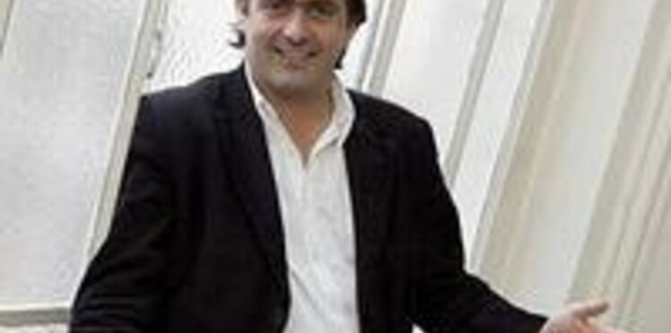 Emmanuel Chain présente le 1er Salon de la Télé