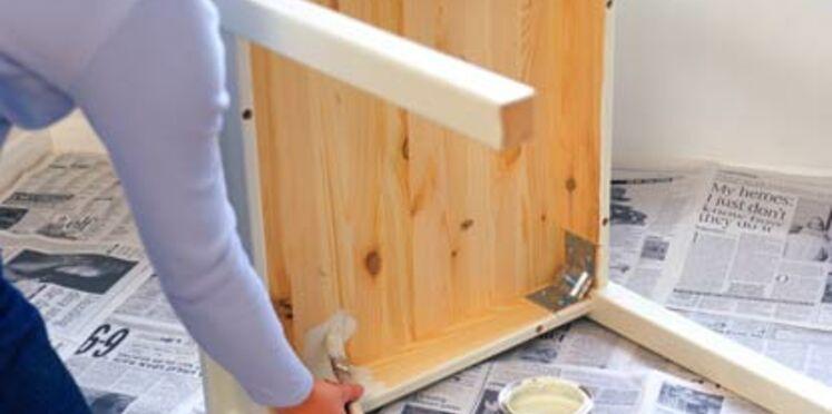 La lasure: une seconde vie pour vos meubles