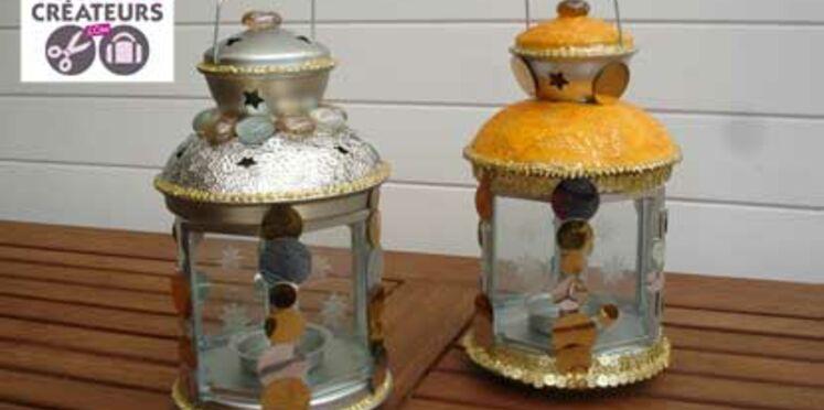 Les lanternes marocaines