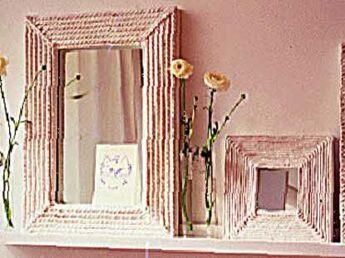 Des miroirs  bien ficelés