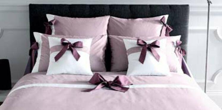 Ma parure de lit pour l'hiver