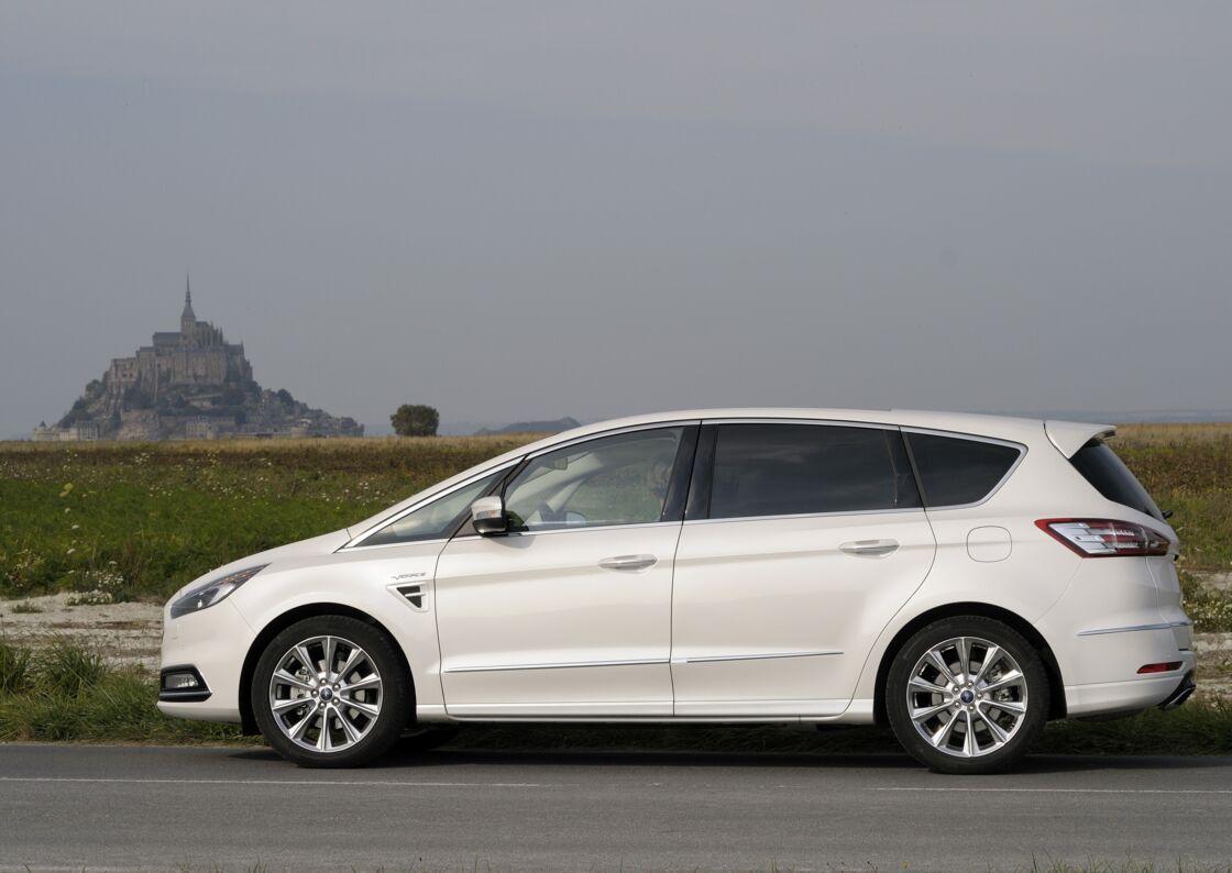 Gros SUV, monospace de luxe : Ford soigne les familles ...