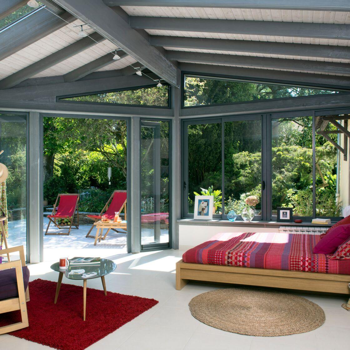 v randa l 39 extension d co de la maison femme actuelle le mag. Black Bedroom Furniture Sets. Home Design Ideas