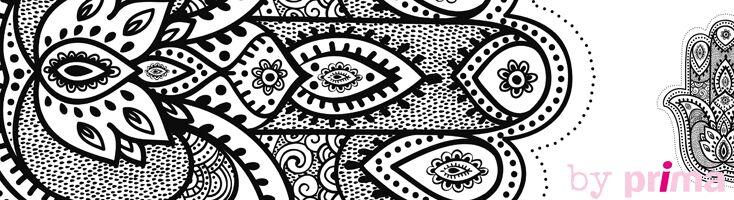Coloriages Et Mandalas Dinspiration Orient Femme Actuelle Le Mag