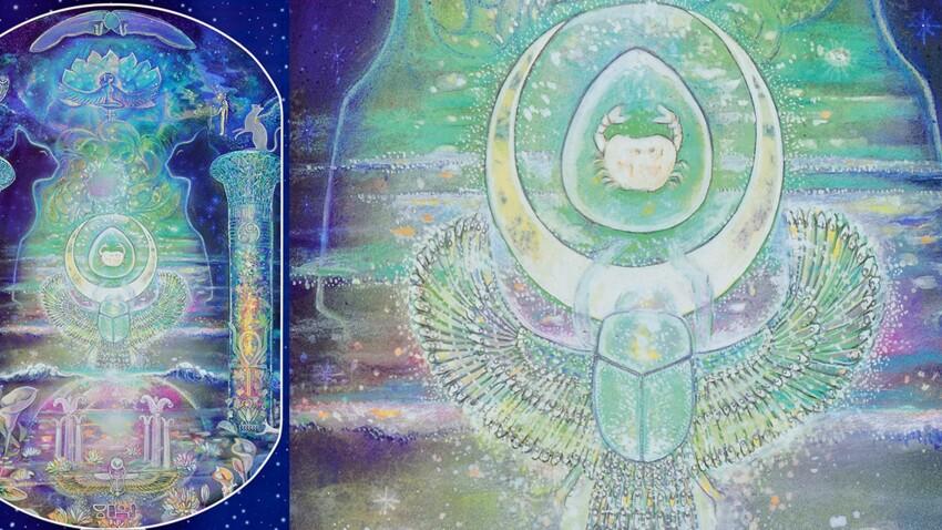 Horoscope gratuit : portrait du caractère du Cancer
