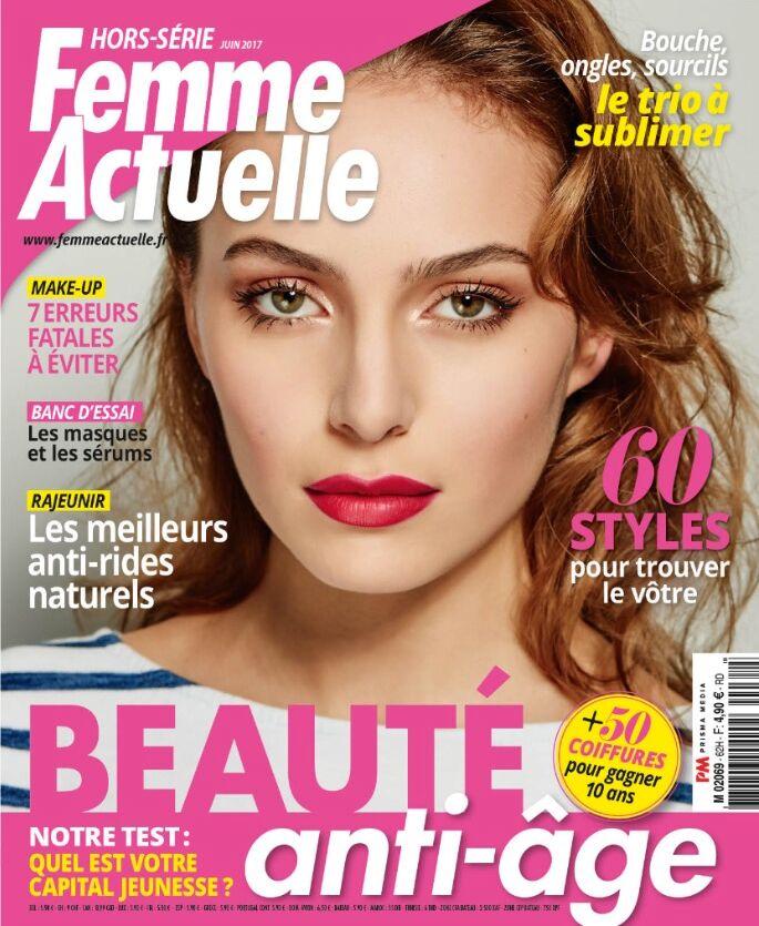 Coiffure Qui Rajeunit Le Flou Chic Femme Actuelle Le Mag