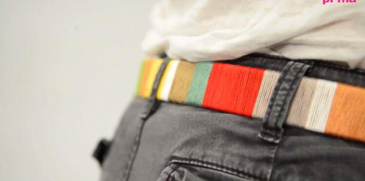 Une ceinture navajo