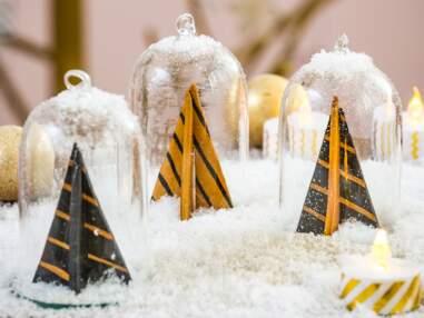 A Noël, j'opte pour une déco de table dorée
