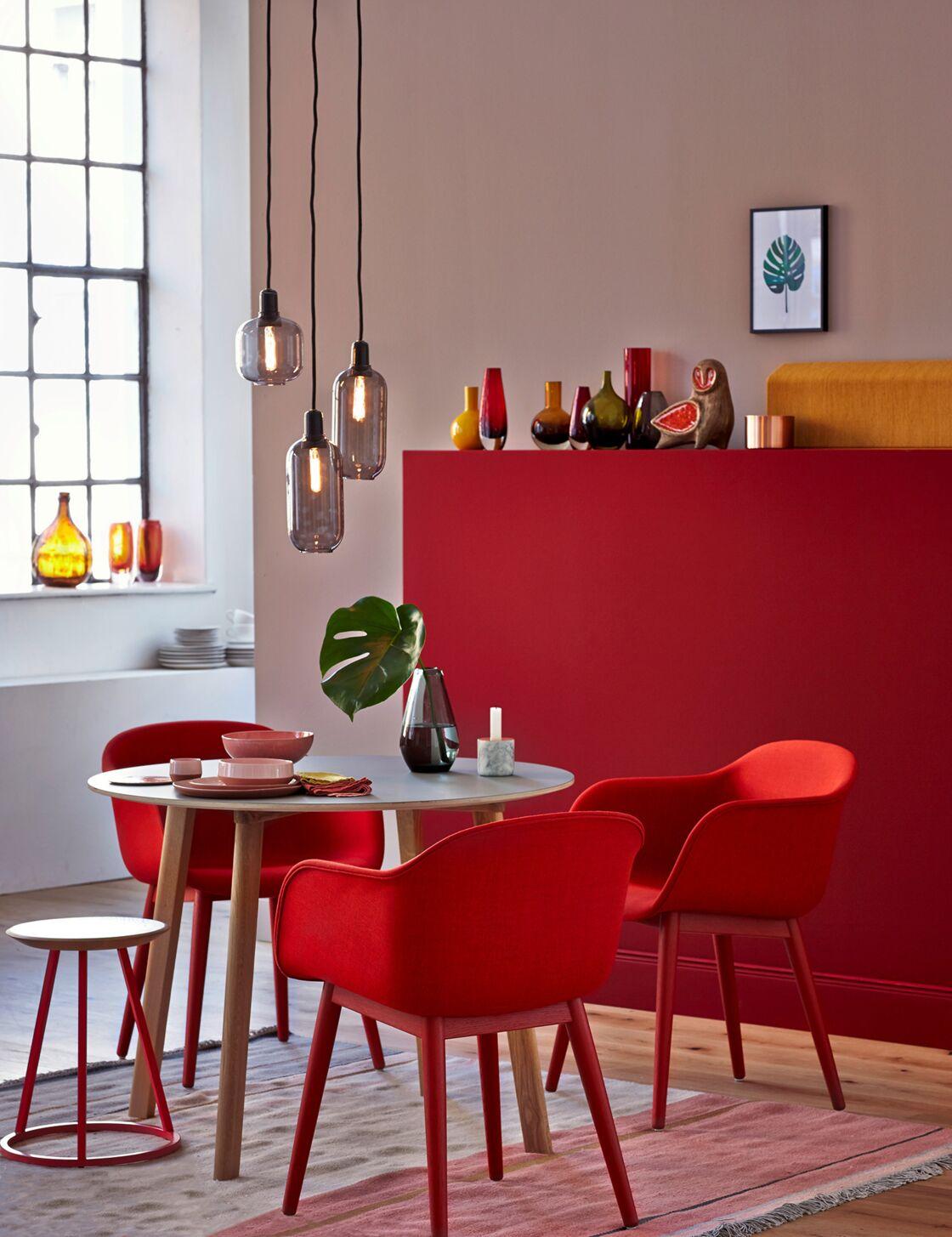 Salon Rouge 5 Idees De Decoration Et Nos Accessoires Coup