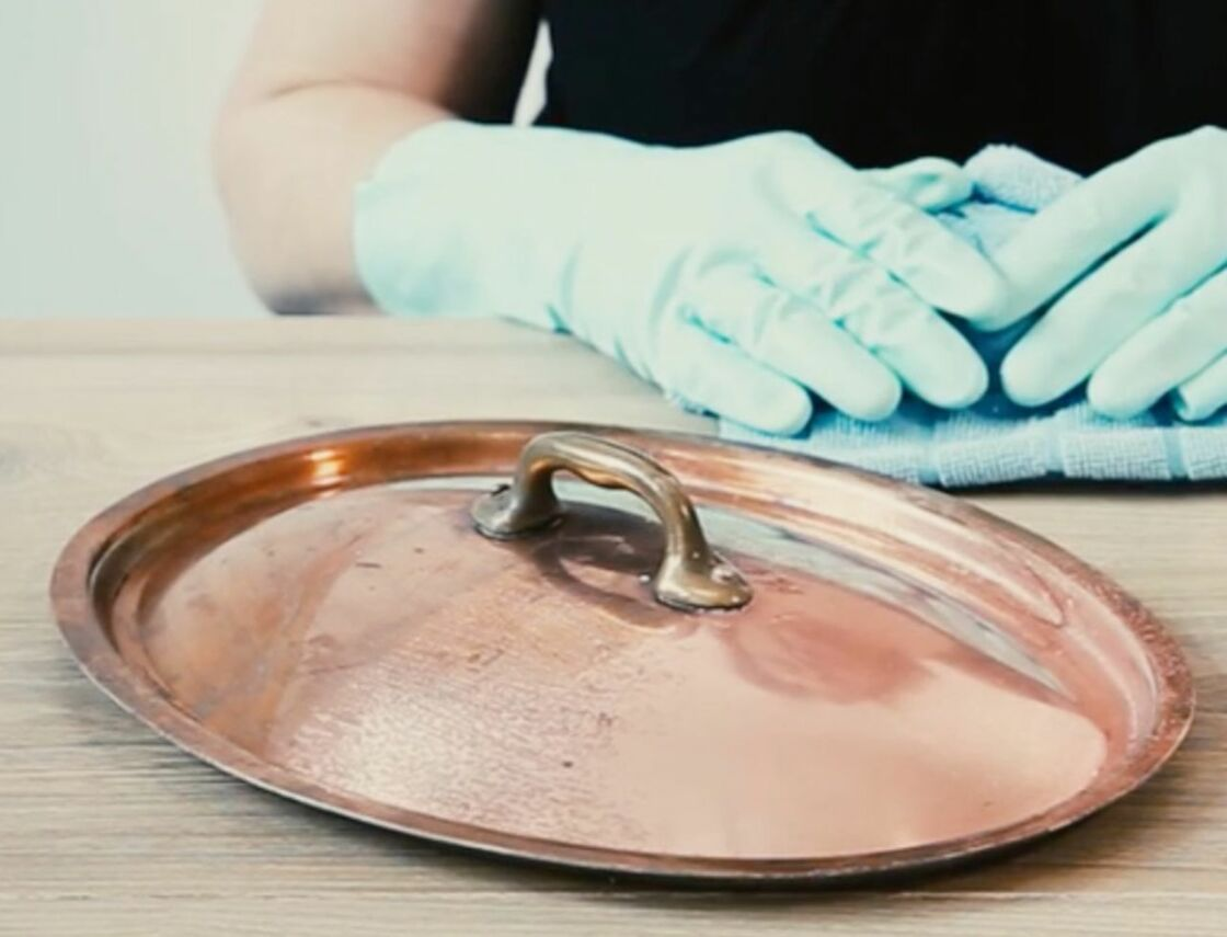 Comment Nettoyer Du Vieux Cuivre comment nettoyer le cuivre naturellement ? : femme actuelle