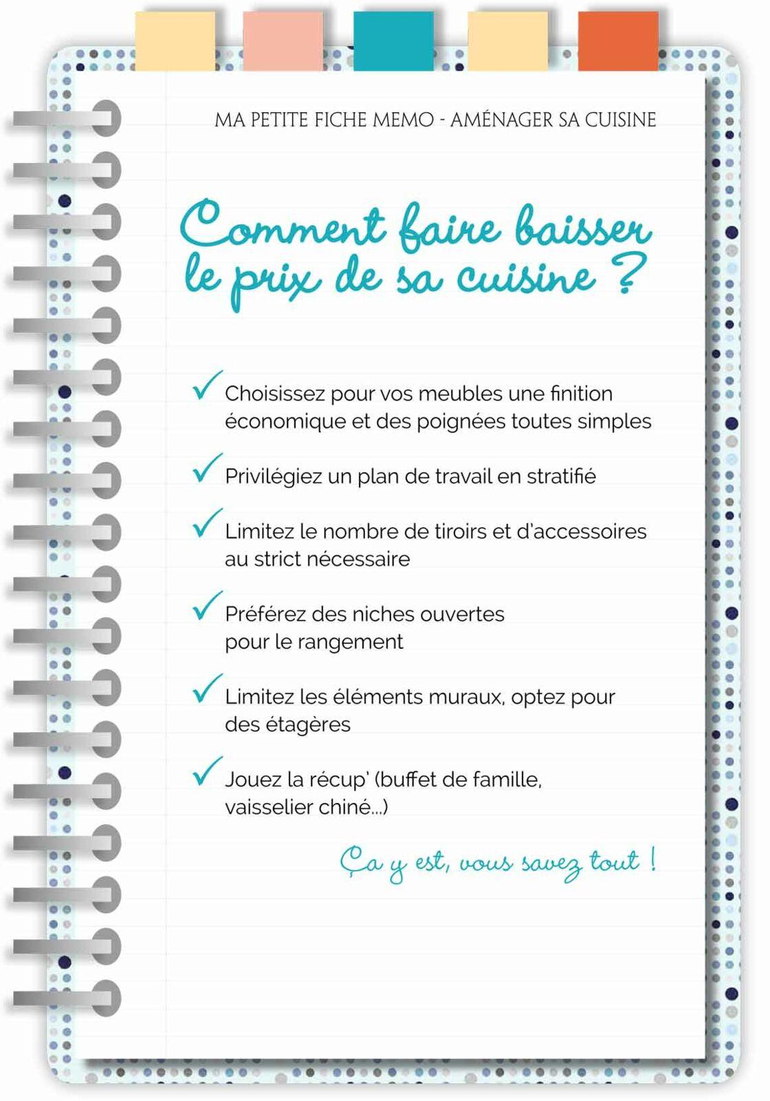 Astuces Pour Une Cuisine Amenagee A Petit Prix Femme Actuelle Le Mag