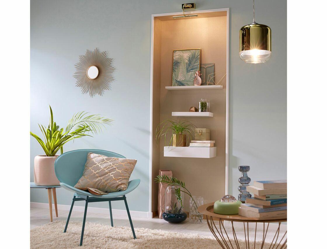 finie la place perdue on installe des rangements femme actuelle le mag. Black Bedroom Furniture Sets. Home Design Ideas