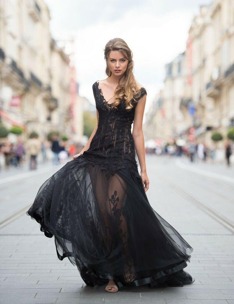 Et Si Josais Une Robe De Mariée Noire Femme Actuelle