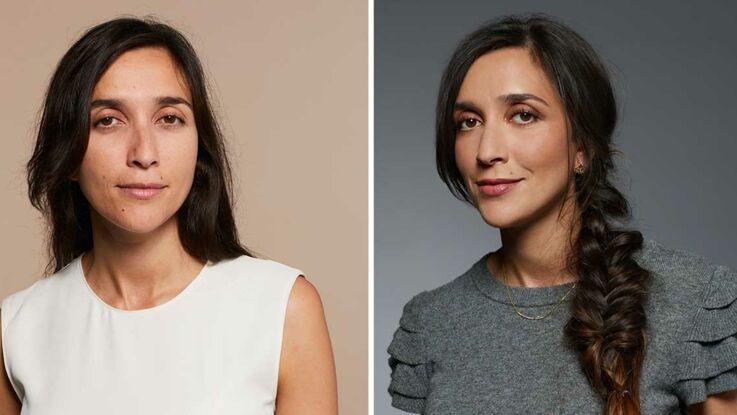 Avant/après : le relooking make-up de Nora