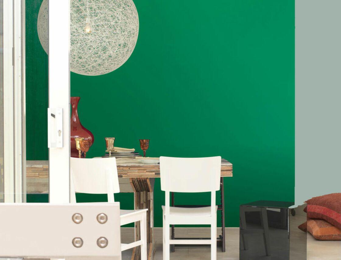 Quelle Couleur Choisir Pour Peindre Des Portes conseils déco pour peindre un seul mur : femme actuelle le mag