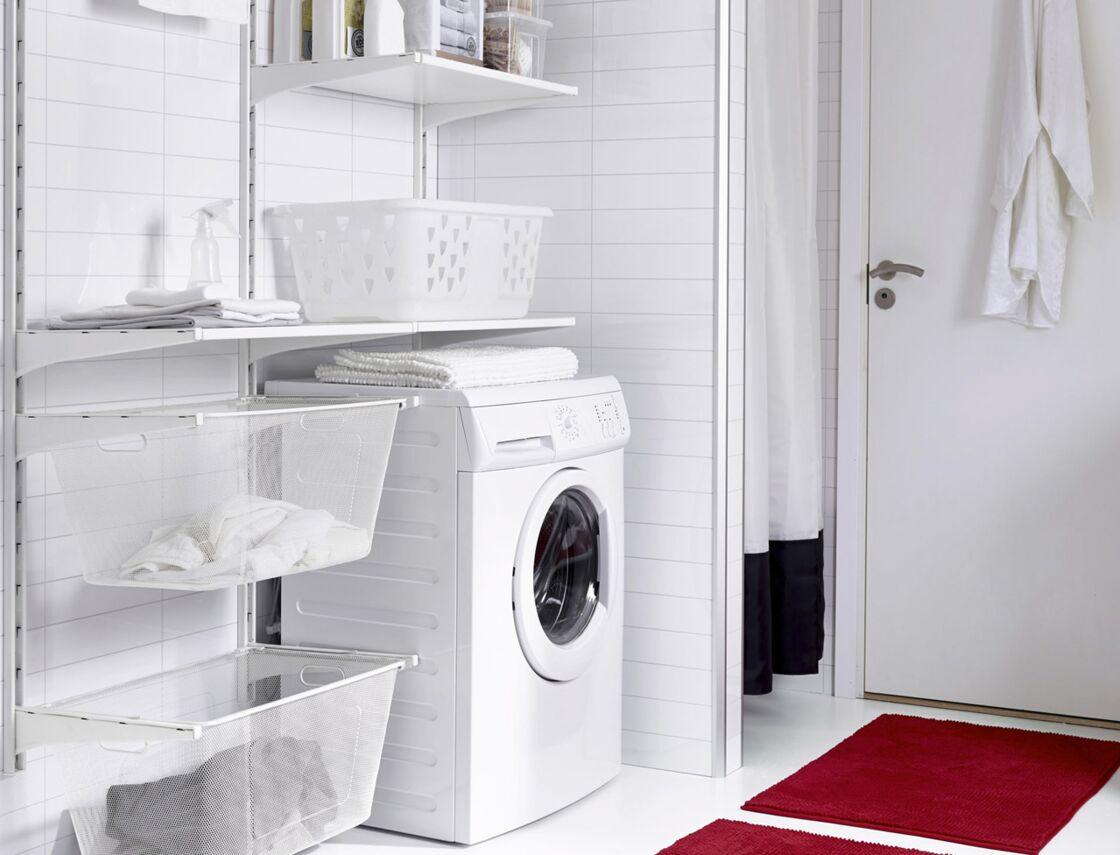 Rangement Machine À Laver lave-linge : notre sélection 2015 : femme actuelle le mag