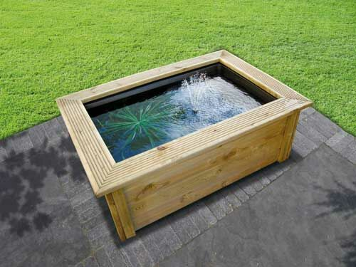 Bassin de jardin préformé, hors sol… On plonge : Femme Actuelle Le MAG