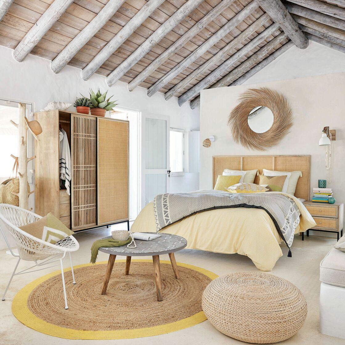 rotin raphia bambou le retour des fibres naturelles. Black Bedroom Furniture Sets. Home Design Ideas