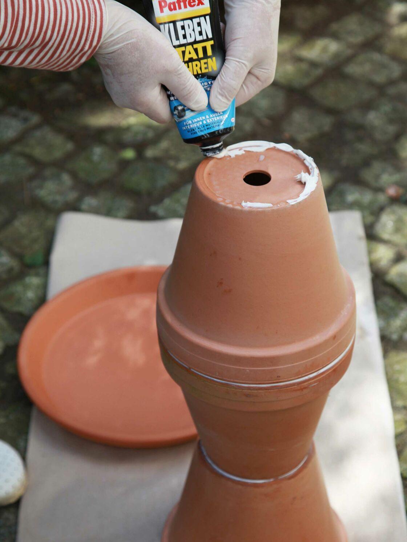 Comment Construire Une Fontaine Exterieure diy : un abreuvoir pour oiseaux par sophie ferjani : femme